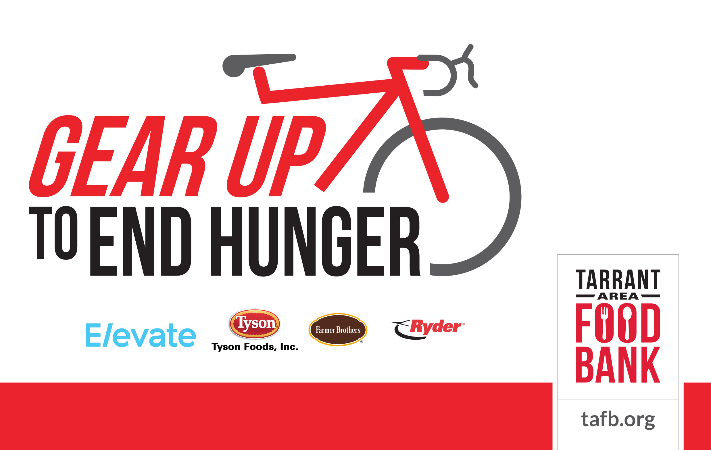 TAFB Gear Up to End Hunger
