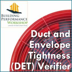 Corbett Lunsford's DET Verifier Certification