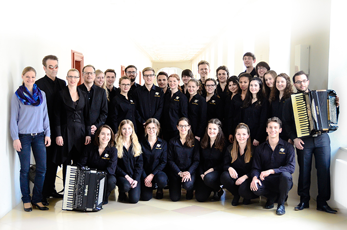 Accordion State Youth Orchestra, Baden-Wurttemberg