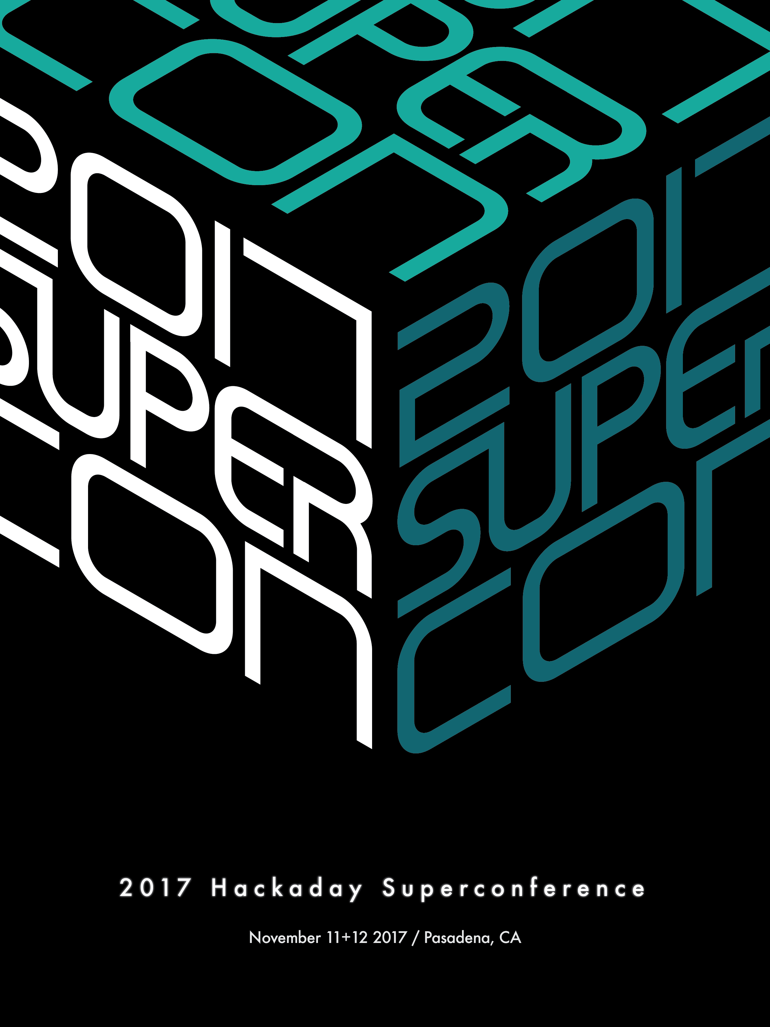 Superconference Poster