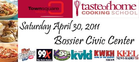 Townsquare Media Taste of Home Cooking School