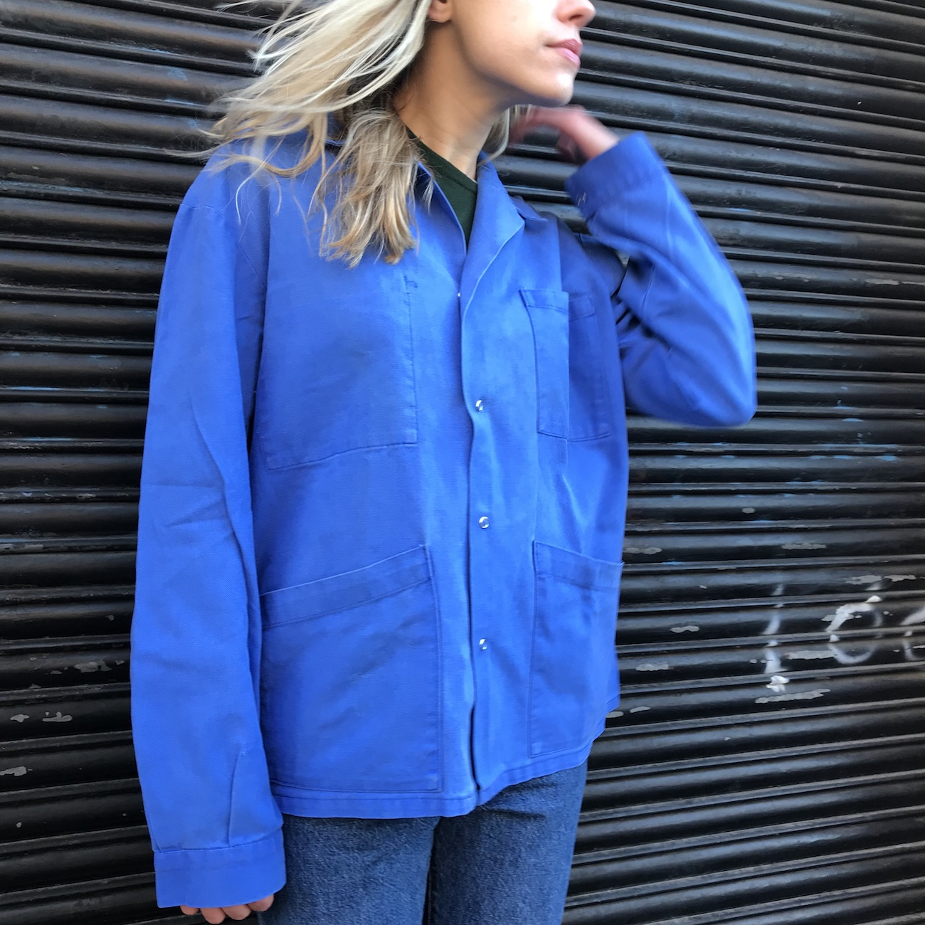 French Workwear Pop Up at the Seveney
