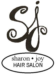 Sharon Joy Hair Salon Logo