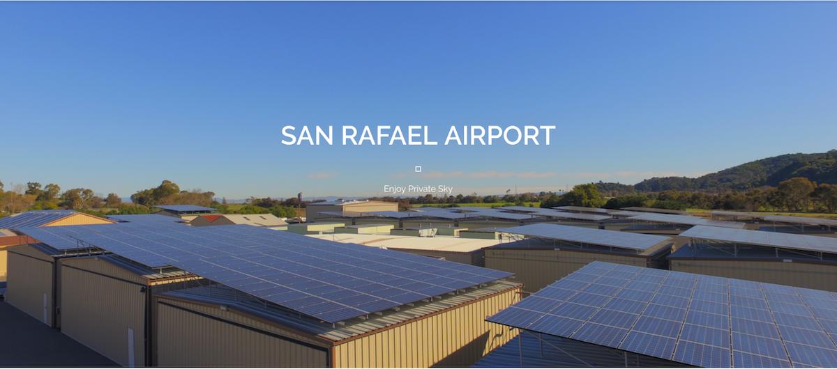 airport solar