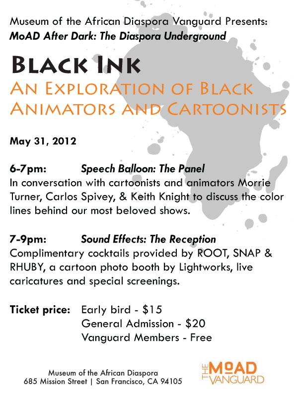 Black Animators