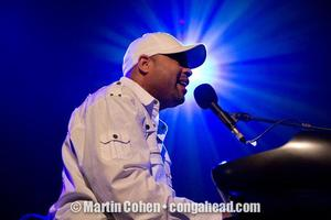 The Set, A Luxe Music Suite Presents Frank McComb