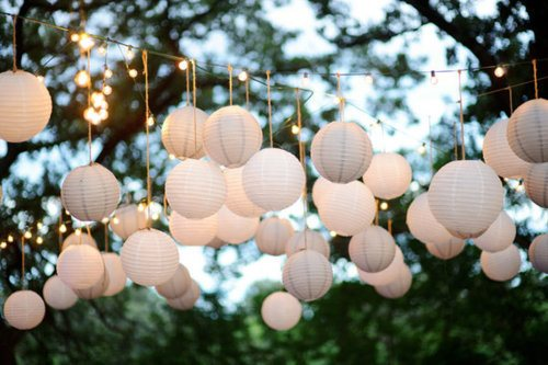 Lantern Centerpiece Qld : Celebrate life garden party tickets sat at