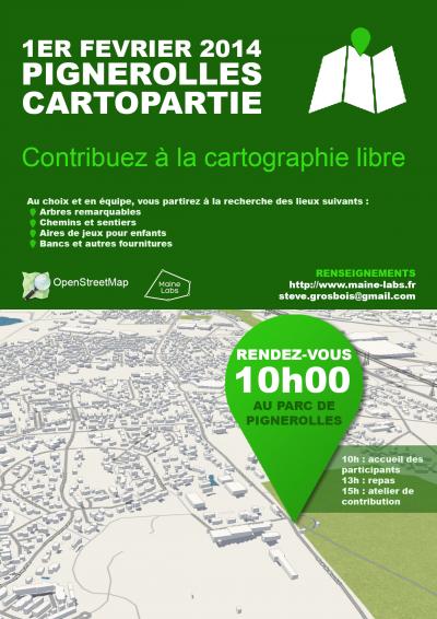 Cartopartie #1