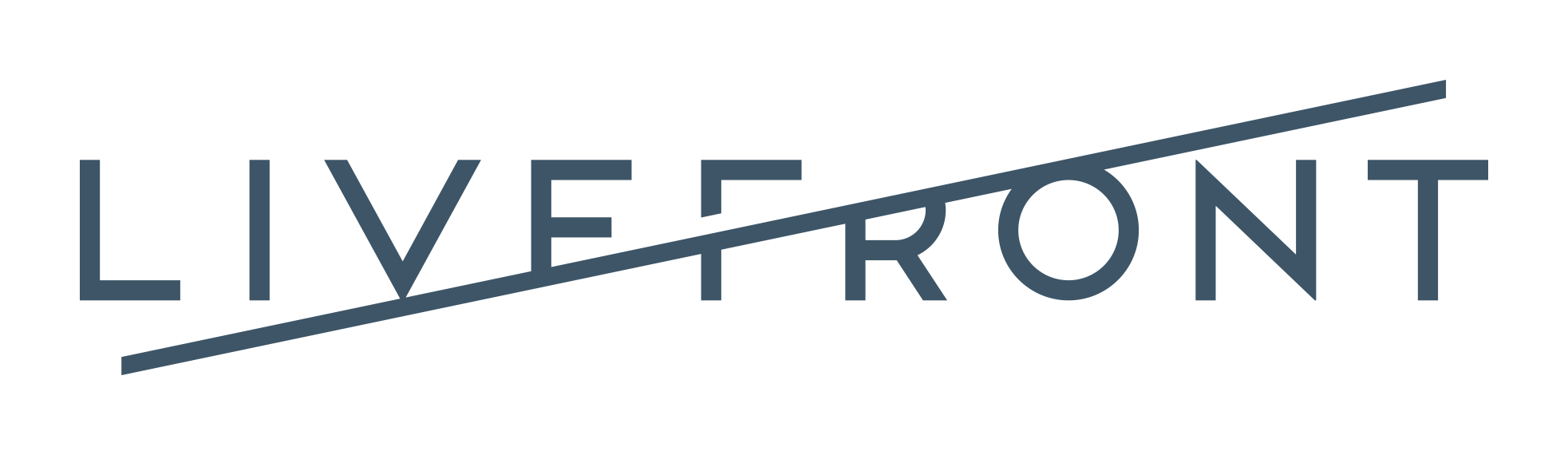 LiveFront Logo