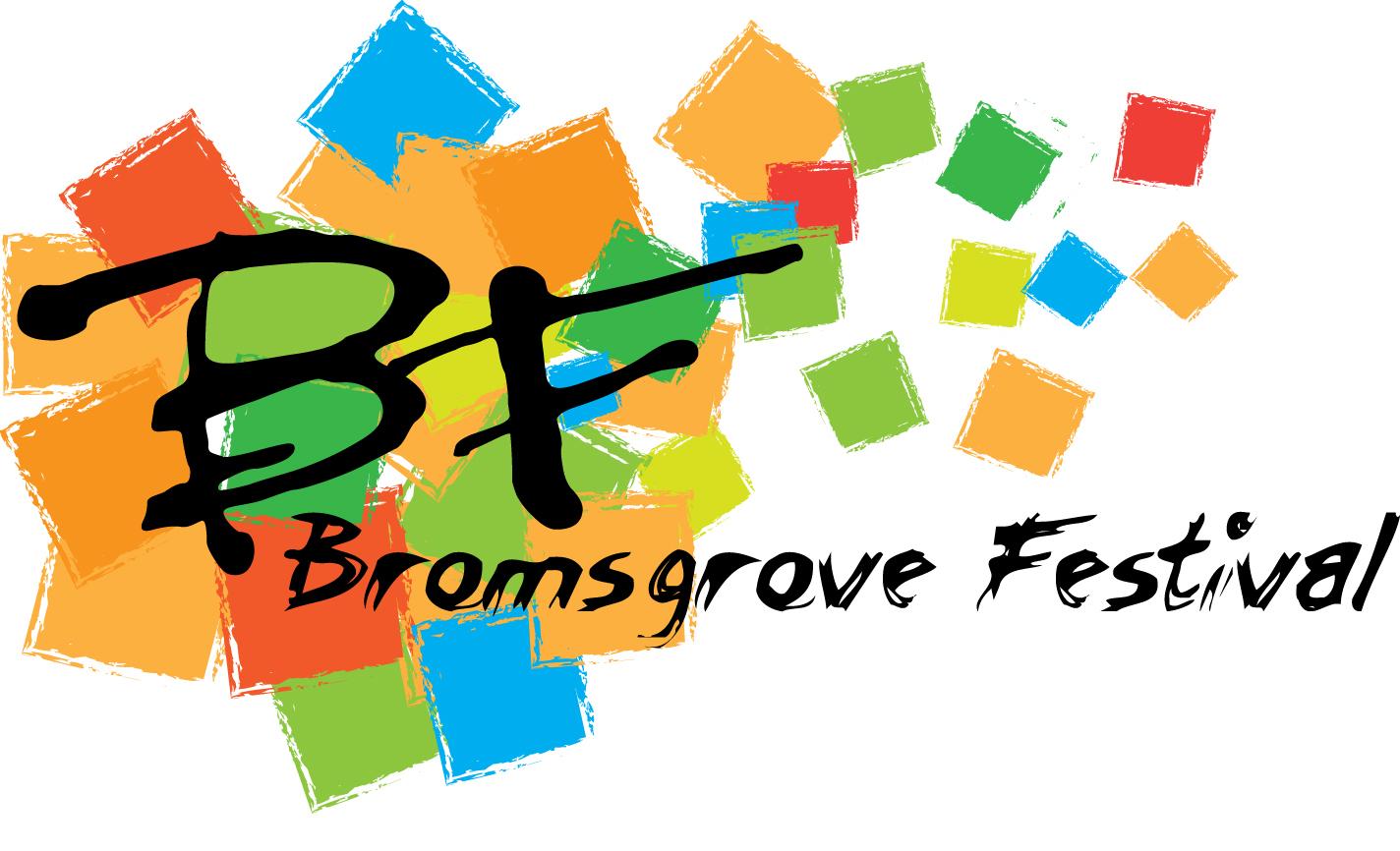 Bromsgrove Festival logo