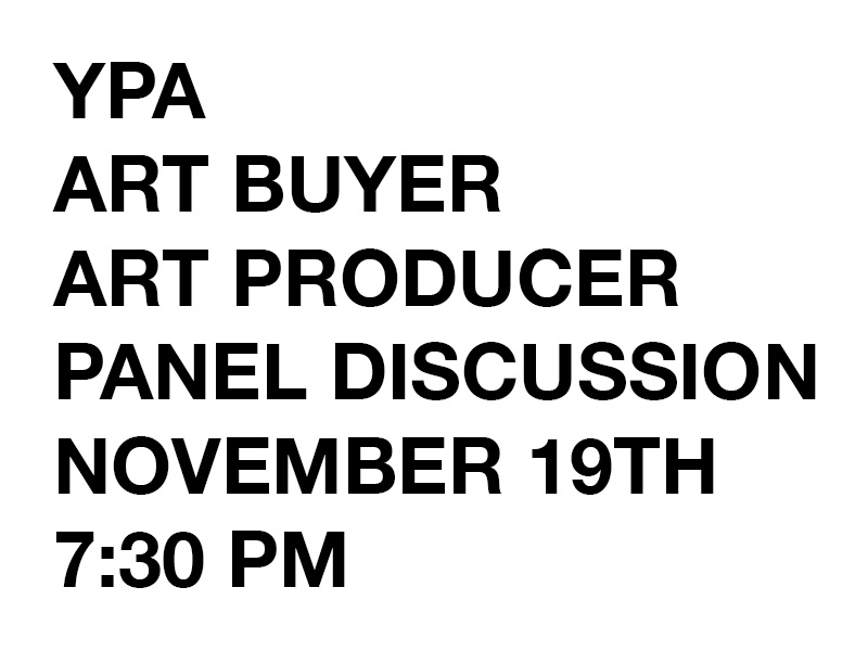 YPA Art Buyer