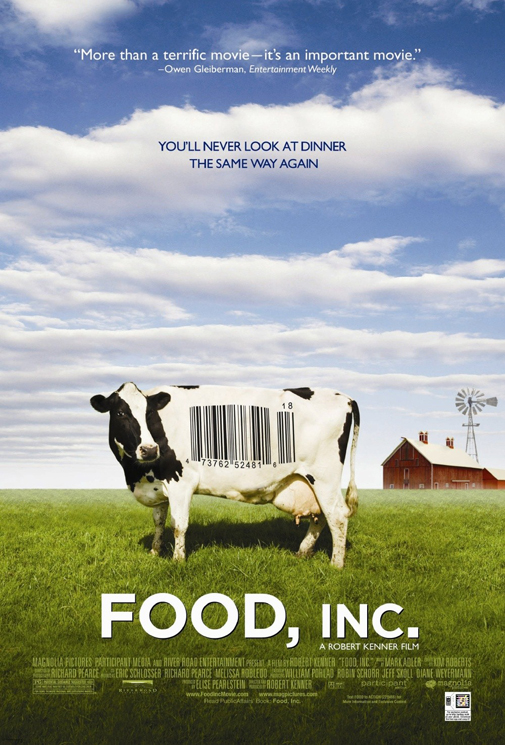 Image of the Food Inc poster