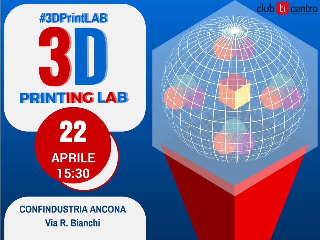 3D Printing Lab - CLUBTICENTRO