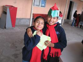 BUS 2: DECEMBER 3, 2011 CDV HOLIDAY BUS TO THE CASA HOGAR...