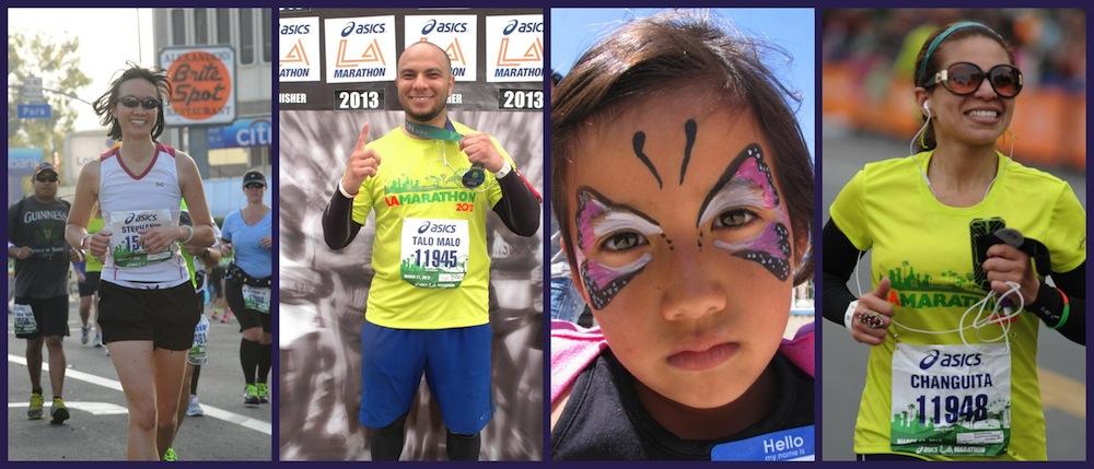 Tean CDV 2013 LA Marathon