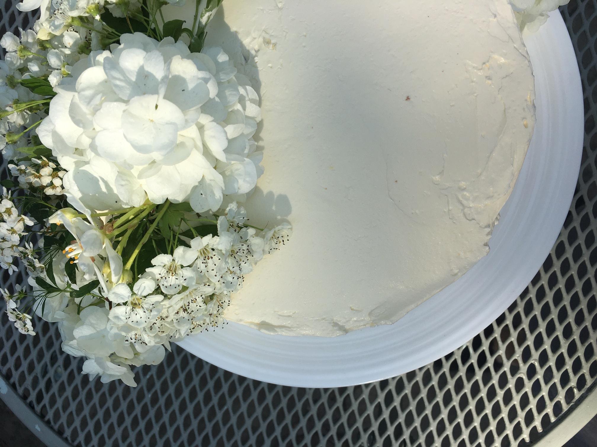 Picture of Lemon and Elderflower Cake
