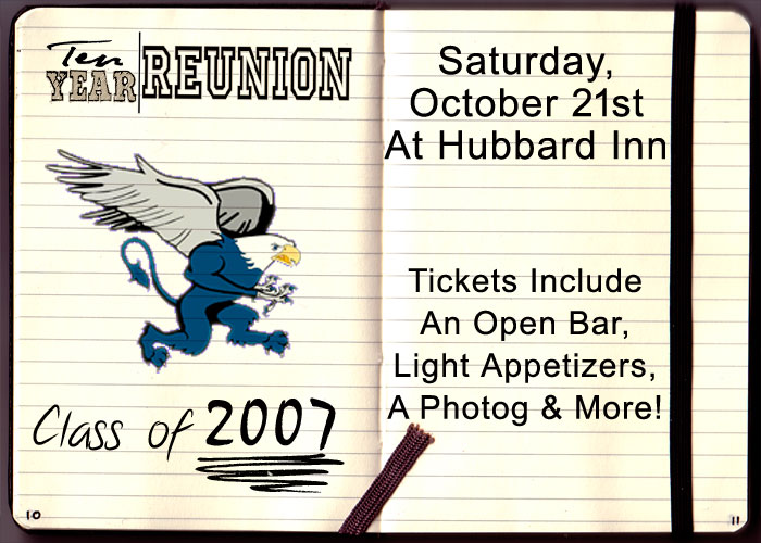 Lincoln Way East High School Reunion Party - Tickets include: An Open Bar, Light Appetizers, a Photographer and More!