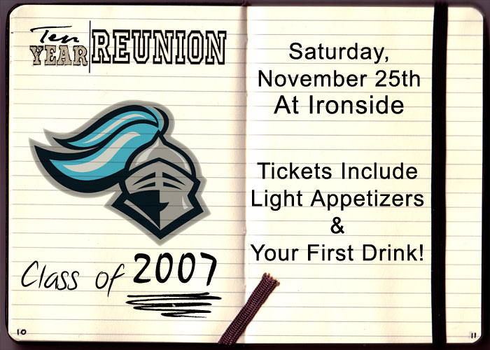 Prospect High School Reunion Party - Tickets Include A Reserved Area, Light Appetizers & Your First Drink