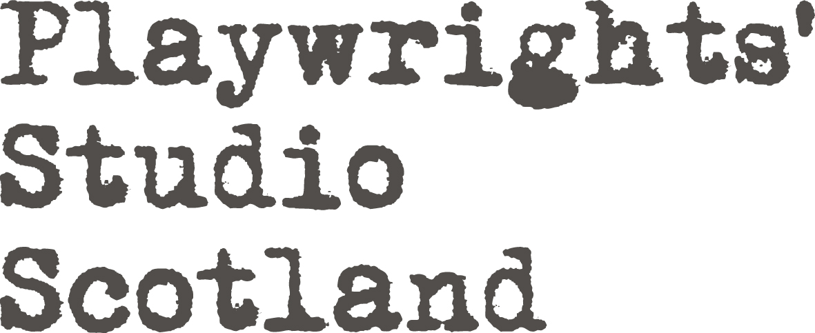 Playwrights' Studio, Scotland logo