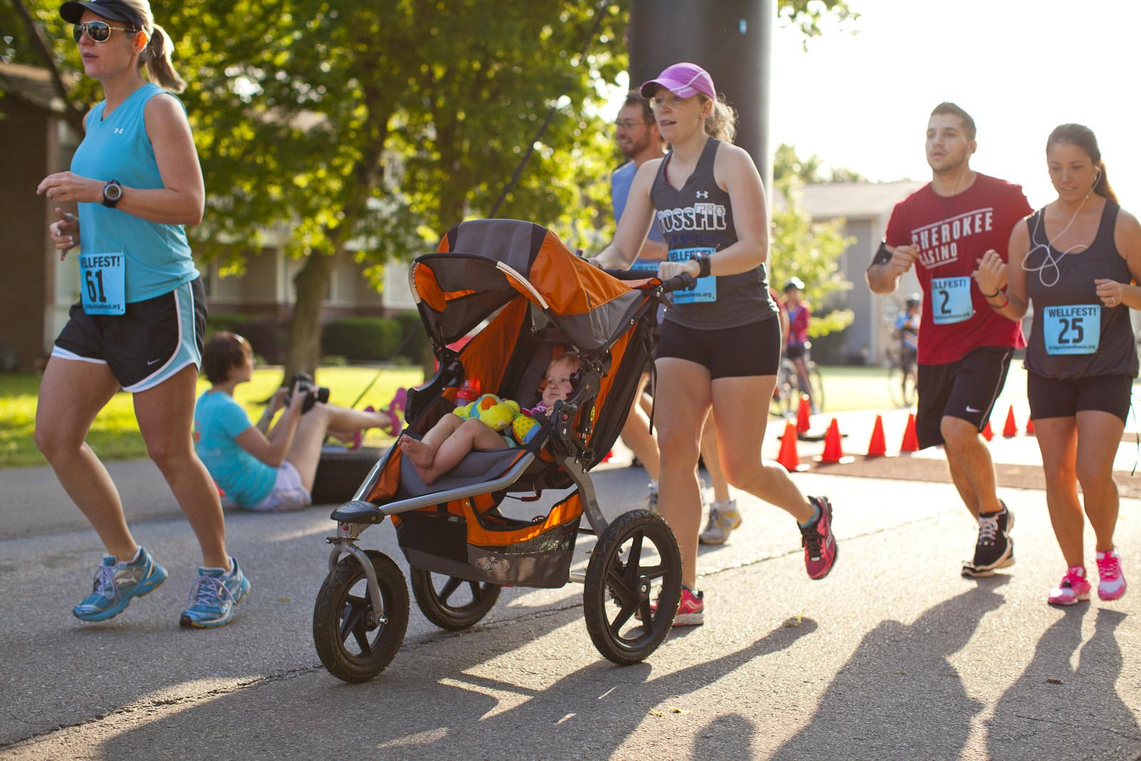 5K Baby Stroller