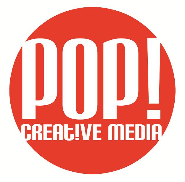POP! Creative Media Logo