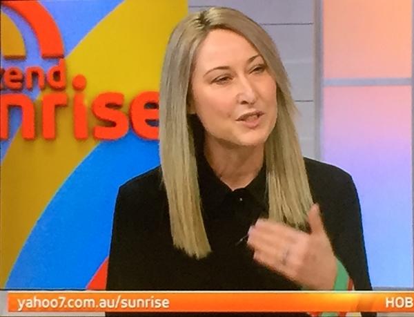 Melissa Browne tv