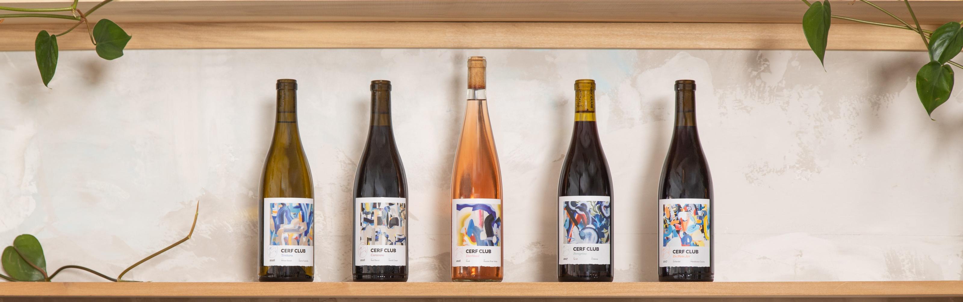 Cerf Club Wines
