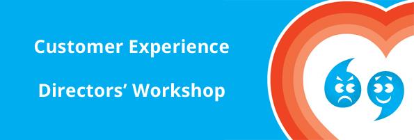 Customer Experience Workshop Banner