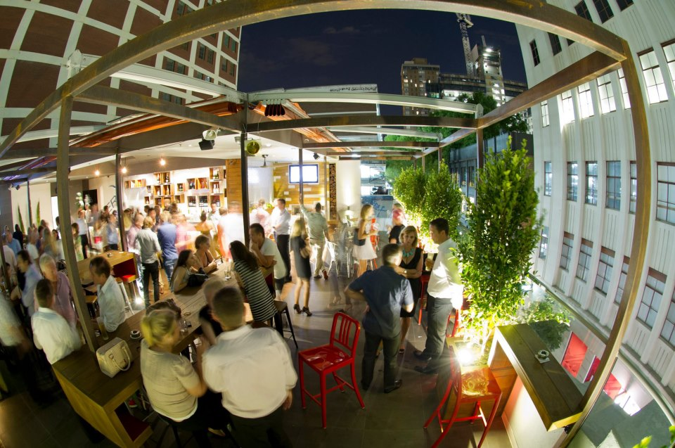 The European Bier Cafe - Aer Bar on the Rooftop