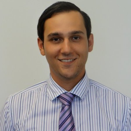 Filip Eldic, Executive Director of Bluedot Innovation