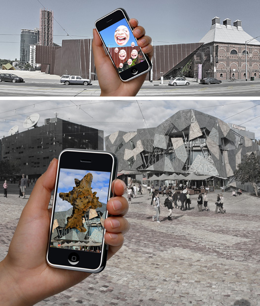 Augmented Reality Update at Mobile Monday Melbourne on Sept 10th, 2012 from 6pm