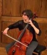 cellist Elizabeth Simkin