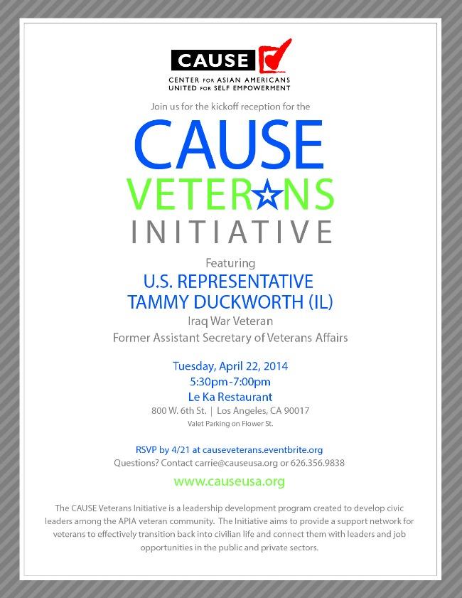 CAUSE Veterans Initiative