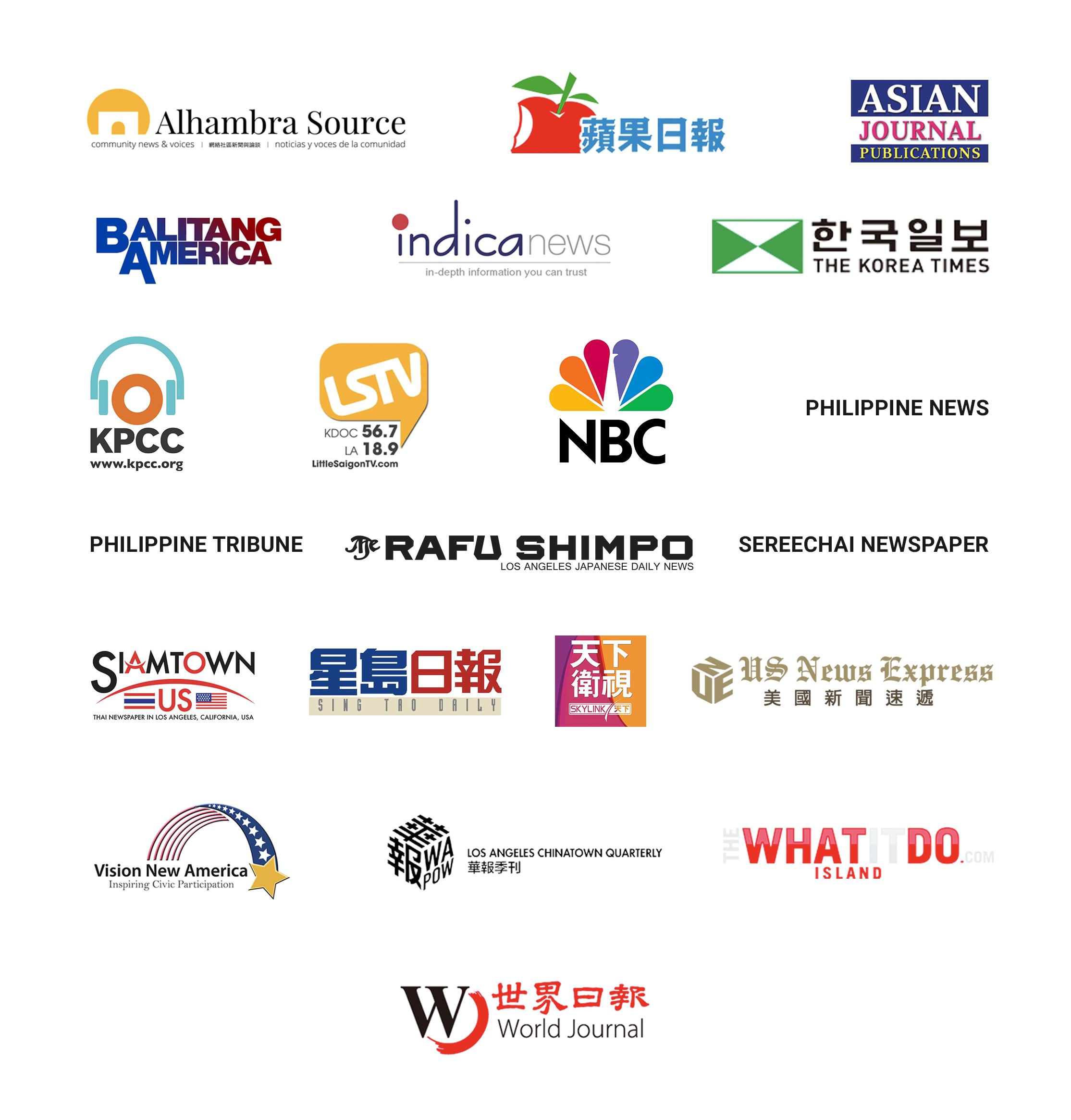 APA Gubernatorial Debate Press Partners