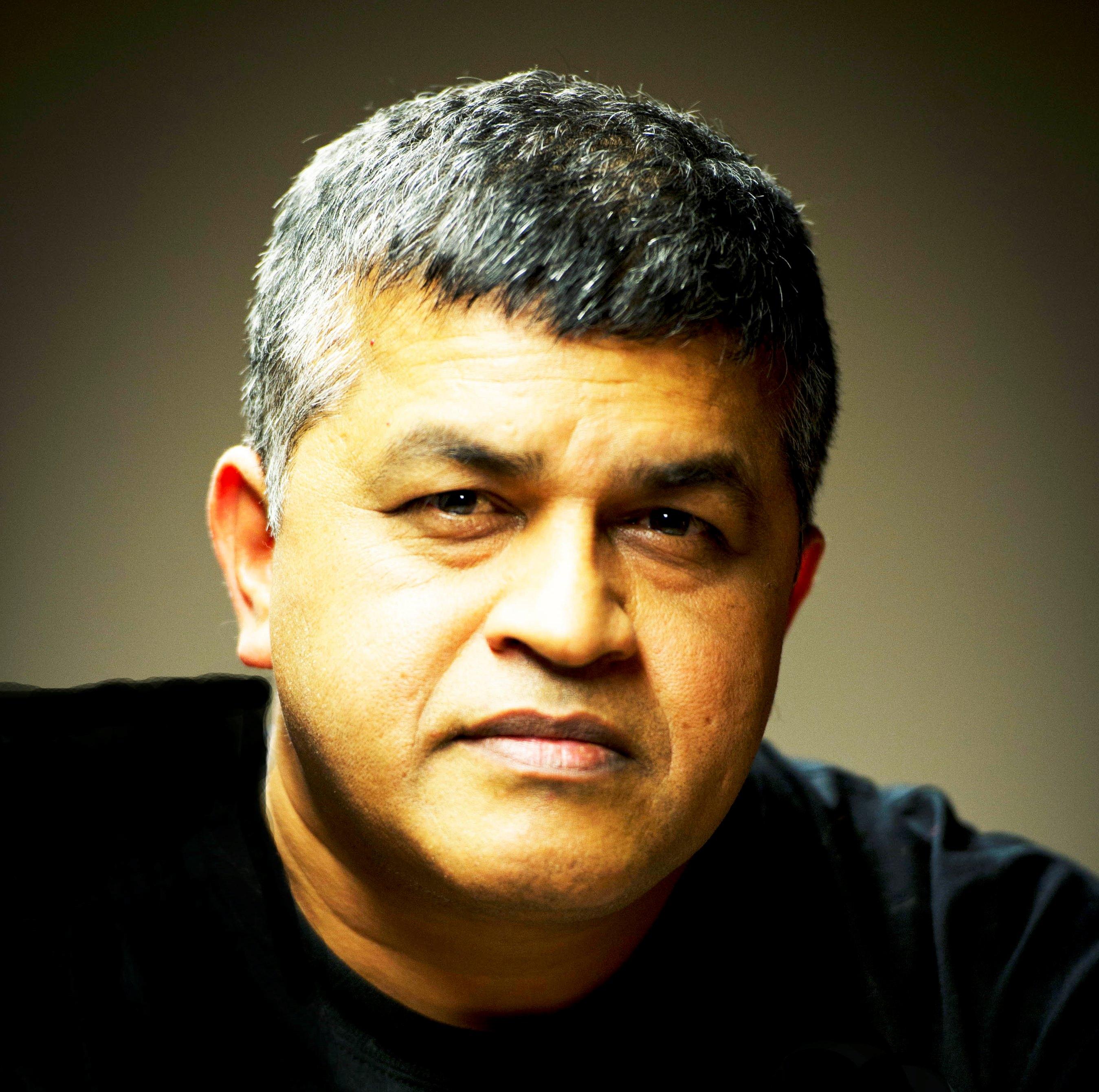 Zunar headshot pic