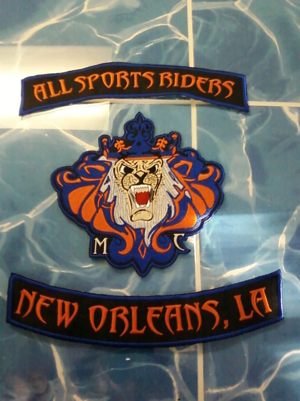 allsports riders logo