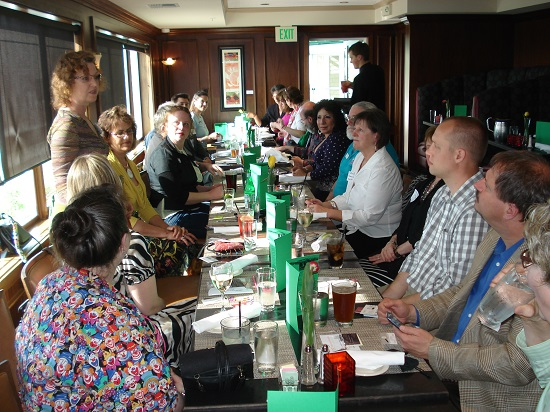 Happy Hour and Networking by Bellingham Explorer
