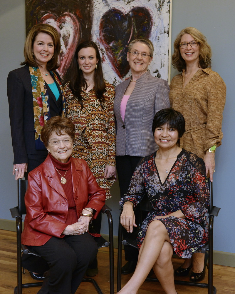 2014 Women of Achievement Honorees