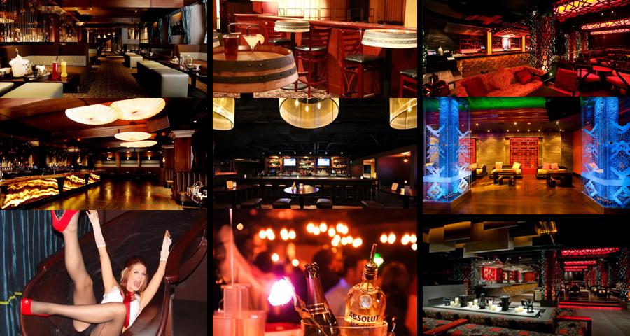Slide San Francisco, The Parlor San Francisco, Infusion Lounge San Francisco,