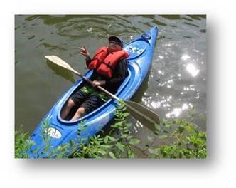 Kayak Chihopi
