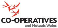 Co-operatives & Mutuals Wales logo
