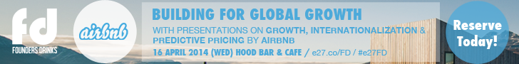 Founders Drinks April 2014 Building For Global Growth Airbnb