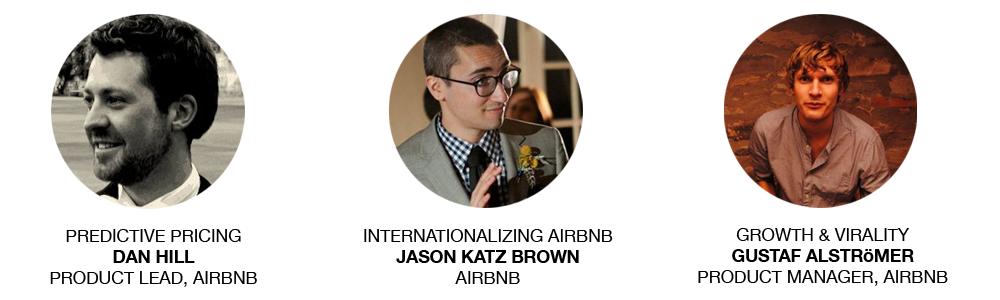 Founders Drinks April 2014 Airbnb Speakers