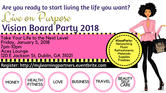Create the Life You Want: Vision Board Workshop at ... |Events Vision Board