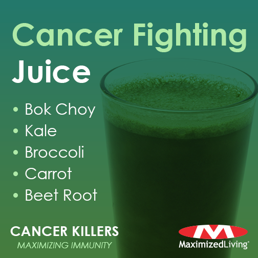 Cancer Fighting Juice