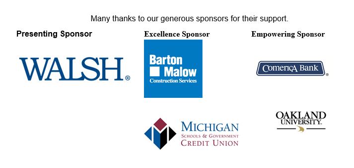 Inauguration sponsors