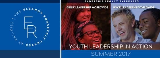 Breast Cancer Prevention Partners (formerly Breast Cancer Fund) and Youth Leadership Worldwide Program at Eleanor Roosevelt Center at Val-Kill