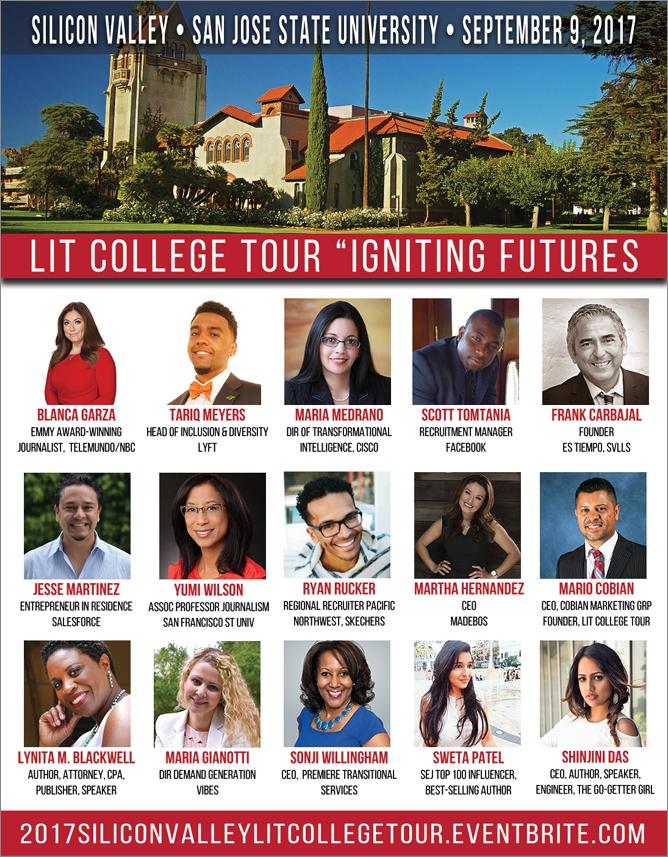2017 Silicon Valley LIT College Tour