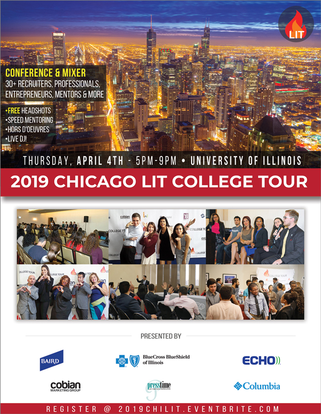 2019 Chicago LIT College Tour
