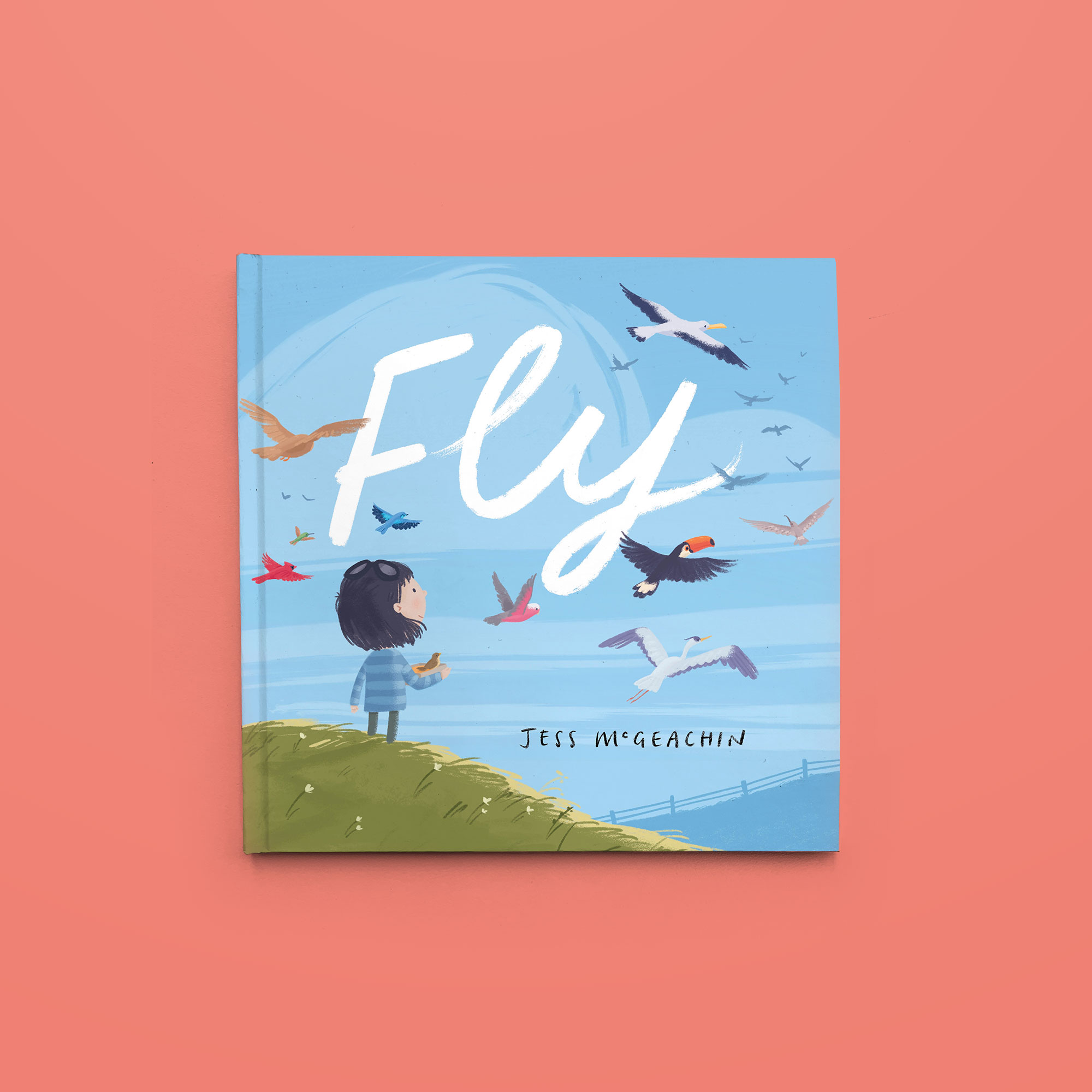 Fly by Jess McGeachin